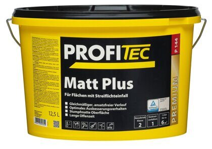 Краска PROFI Tec P144 base 2 Matt Plus, 5 л